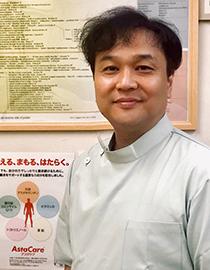 澁谷仁志先生